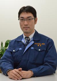 和田金型工業株式会社 代表取締役 酒井 誠